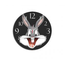 Nástěnné hodiny Bugs Bunny