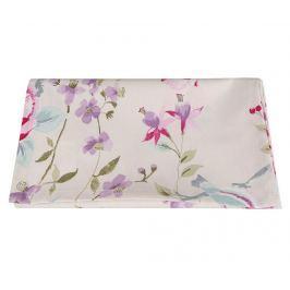 Středový ubrus Purple and Fuchsia Flowers 40x170 cm