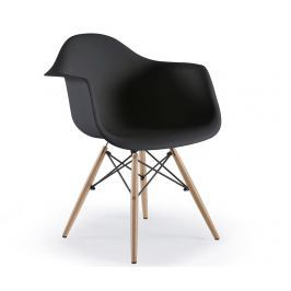 Židle Nordic Wind Black