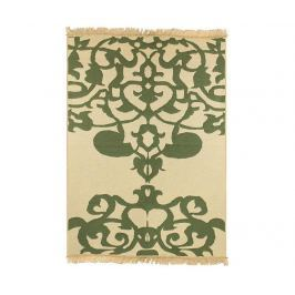 Koberec Agac Green Beige 80x150 cm
