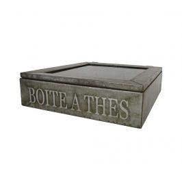 Krabice s víkem na čaj The