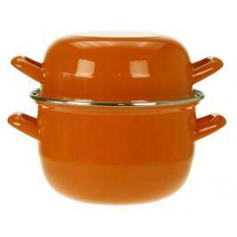 Hrnec na vaření mušlí Cook Orange 2.8 L