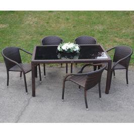 Venkovní stůl Cali Rectangular