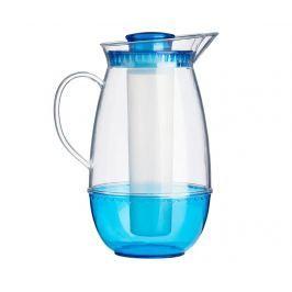 Džbán s chladivým prvkem Clear Blue 2.5 L