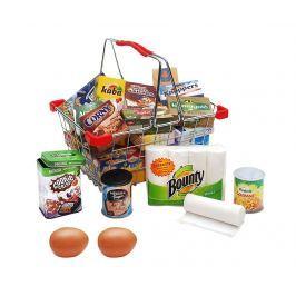 Dětský nákupní košík s příslušenstvím Shop and Go