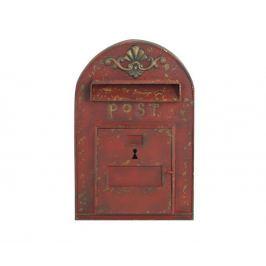 Skříňka na klíče Post Red
