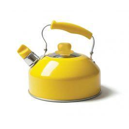 Čajník s píšťalkou Pop Yellow 2 L