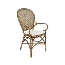 Venkovní židle Edelina Nature