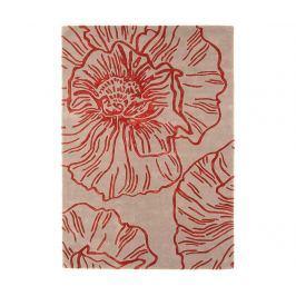 Koberec Perfect Petals Beige 120x170 cm