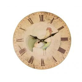 Nástěnné hodiny Rooster