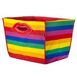 Skládací koš Rainbow Kiss Úložné krabice & koše