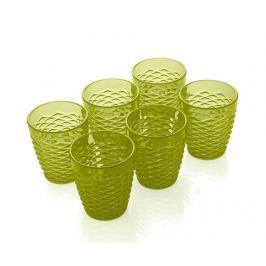 Sklenice Summer Pop Green 300 ml