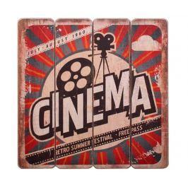 Nástěnná dekorace Cinema