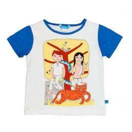 Dětské triko Children 2 r. Dětská móda