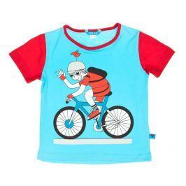 Dětské triko Cyclist 8 r. Dětská móda