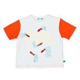 Dětské triko Fishes 2 r. Dětská móda