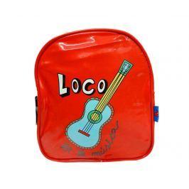 Školní batoh Loco Por La Musica Tašky, peněženky & doplňky