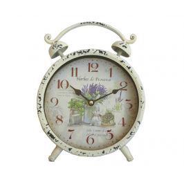 Stolní hodiny Herbes de Provence Podlahové & stolní hodiny