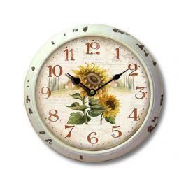 Nástěnné hodiny Sunflower