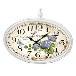 Nástěnné hodiny Love