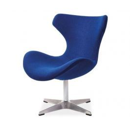 Židle Denver Blue Židle