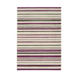 Koberec White&Purple 120x170 cm Moderní