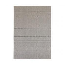 Koberec Patio Beige Stripe 160x230 cm Monochromní