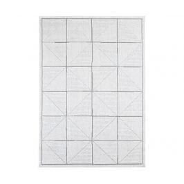 Koberec Ivory Check 120x170 cm Moderní
