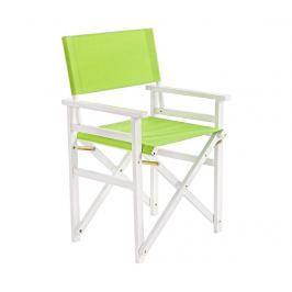 Skládací venkovní židle Regista Green
