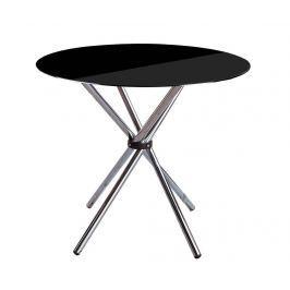 Stůl Dining Black Stoly