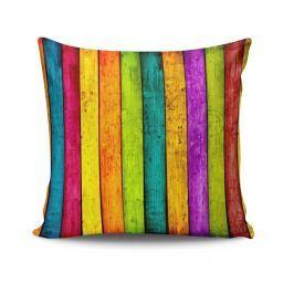 Dekorační polštář Rainbow 45x45 cm Dekorační polštáře