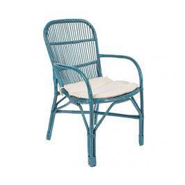 Venkovní židle Teri Rosita Blue Židle & stoly do exteriéru