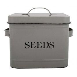 Nádoba s víkem Seeds Grey 3.6 L Dózy na potraviny & nádoby