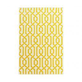 Koberec Camila Yellow 60x90 cm