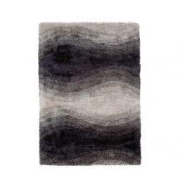 Koberec Oscar Black White 140x200 cm Moderní