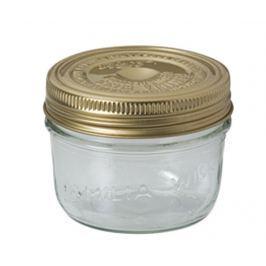 Sada 6 dóz s víkem Parfait Golden 200 ml Dózy na potraviny & nádoby