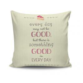 Dekorační polštář Something Good 45x45 cm Dekorační polštáře