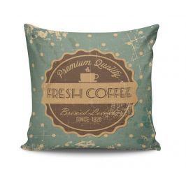 Dekorační polštář Fresh Coffee 45x45 cm