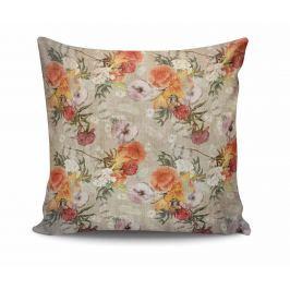 Dekorační polštář Ancient Flowery 45x45 cm Dekorační polštáře