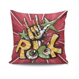 Dekorační polštář Party Rock 45x45 cm Dekorační polštáře