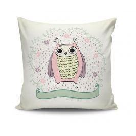 Dekorační polštář Sweet Owl 45x45 cm Dekorační polštáře