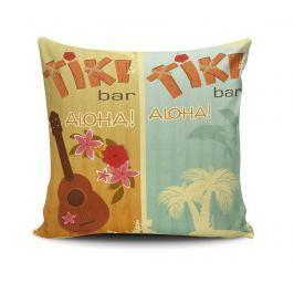 Dekorační polštář Tiki Bar 45x45 cm Dekorační polštáře