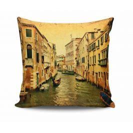 Dekorační polštář Venice Gondola 45x45 cm Dekorační polštáře