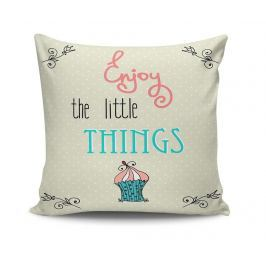 Dekorační polštář Little Things 45x45 cm