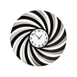 Nástěnné hodiny Black Mirrored