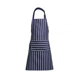 Kuchyňská zástěra Navy Stripes Textilie pro stolování