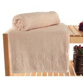 Sada 2 ručníků Pastel Paisley Powder 90x150 cm