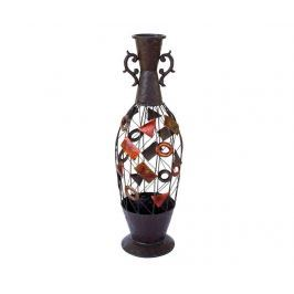 Váza Geometric Dried Flowers Vázy & dekorační nádoby