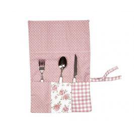 Textilní obal na příbory Roses Kuchyňské textilie
