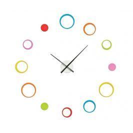 Nástěnné hodiny Colourful Circles Hodiny